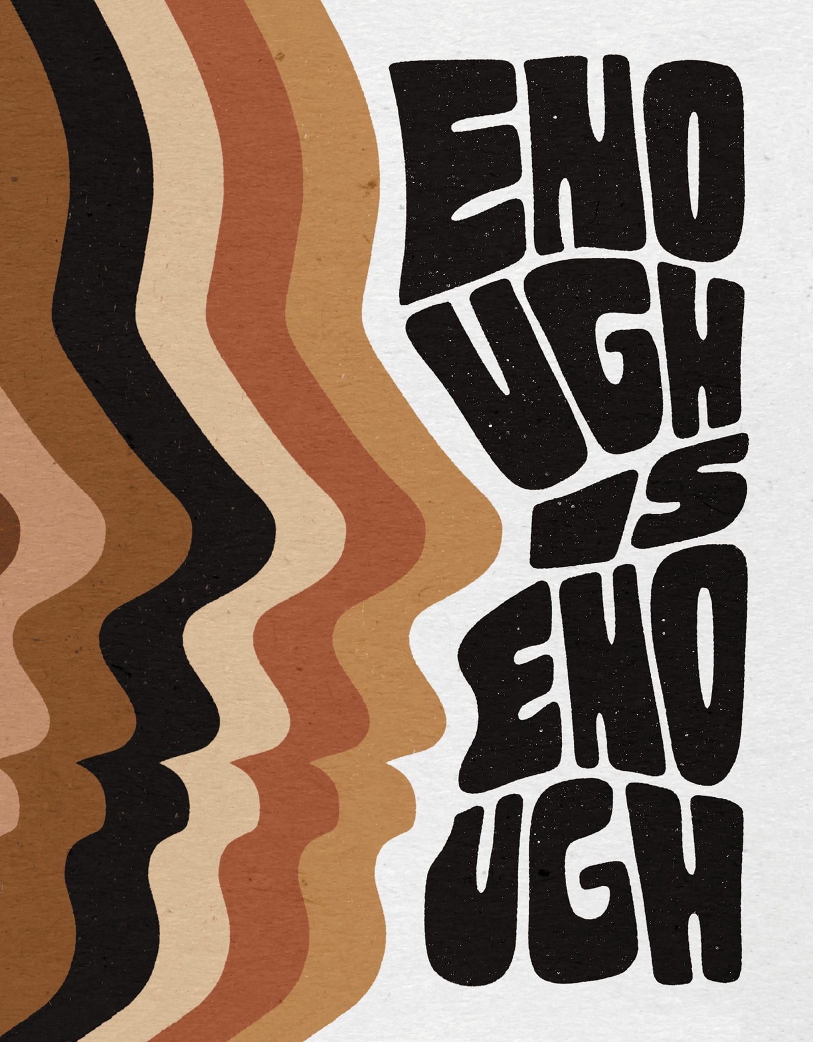 Enough is Enough by Brandy Chieco