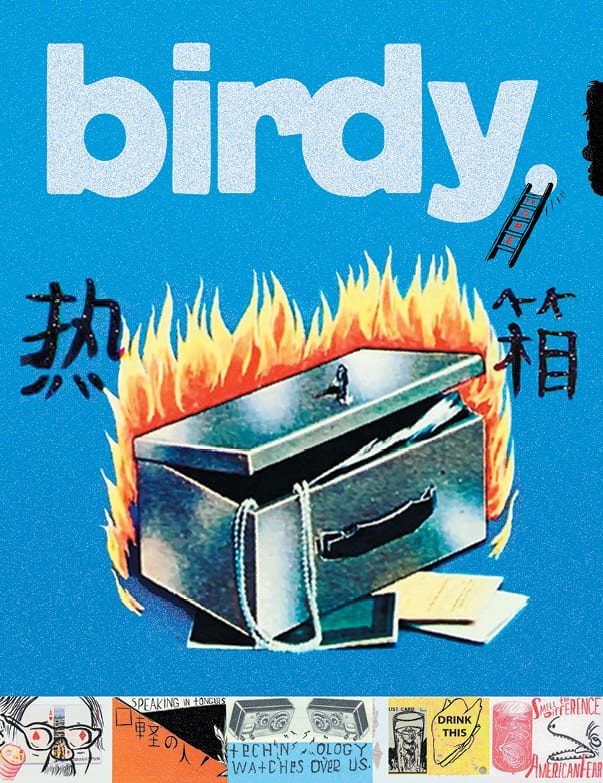 Birdy Issue 085 cover